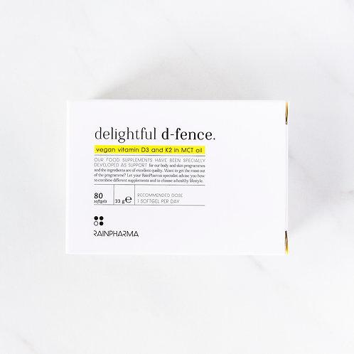 Delightful D-fence (vit D)