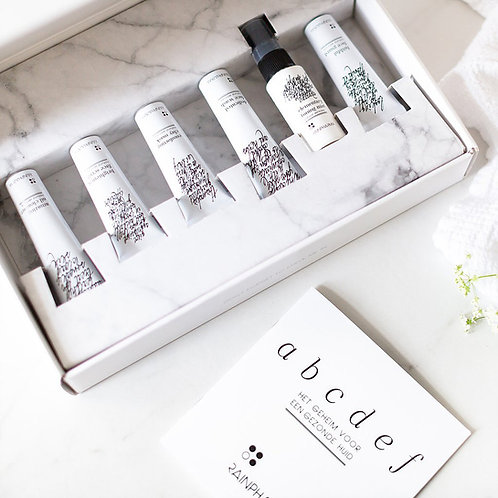 ABCDEF Gift/Travel set