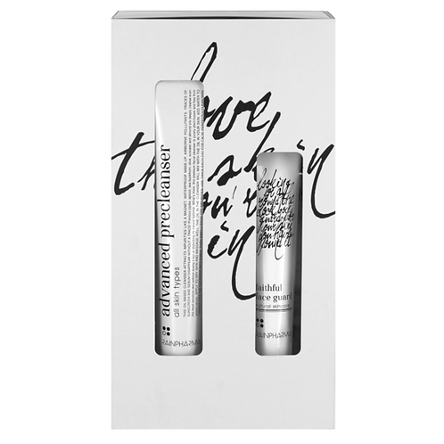 Promoset Faithful Face Guard + Advanced Precleanser