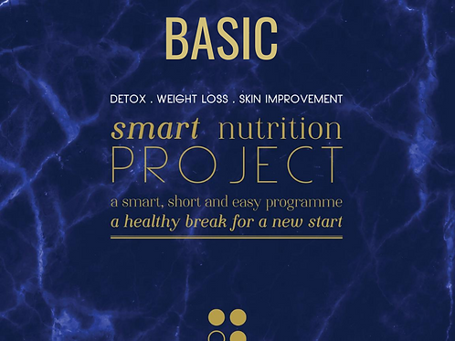 Smart Nutrition Project Basic