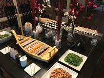 Sushi setup