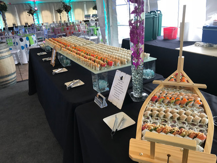 Large events catering