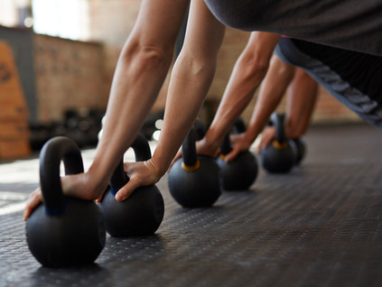 For the Gym goers- free weights vs machine exercises