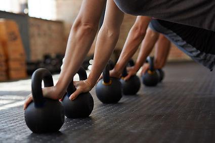 Training & Therapie Trainingsausstattung Kettlebells Kugelhanteln