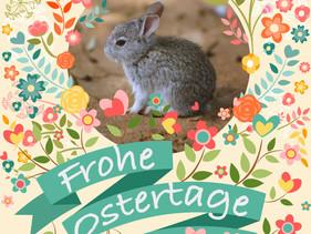 Familie Rombach wünscht allen Gästen und Freunden frohe Ostern :-)