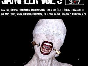 Room 307 Sampler VOL. 3 coming soon...