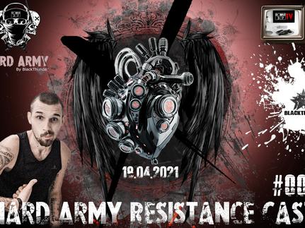 16 Uhr Start der Hard Army Resistance Show auf Room 307 TV