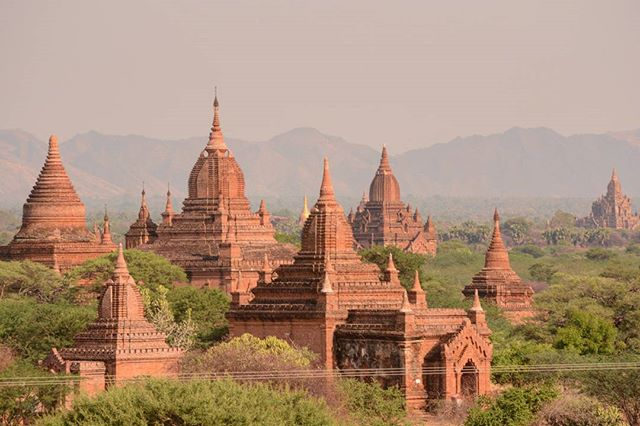 Beautiful Bagan ♡ #myanmar #bagan #trave