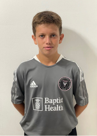 IAN  ZOLDAZ SIGNED FOR INTER MIAMI FC FOR THE 2021-2022 SEASON. WE ARE VERY HAPPY TO HELP IAN IS HIS DEVELOPMENT. HE WILL BE ALWAYS PART OF OUR FAMILY. GOOG LUCK CRACK.