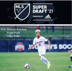 JOSHUA KETCHUP SIGNED FOR COLUMBUS CREW