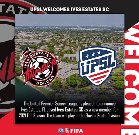 The United Premier Soccer League is a mostly American professional development soccer league that was founded in Santa Ana in Southern California, with teams in regionalized conferences throughout the United States, and recently Canada and Mexico.