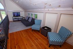 Loft Seating Area