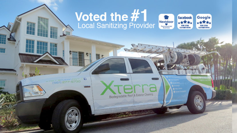 Xterra Clean Sanitizing SoftWashing Pressure Washing Services Near Me