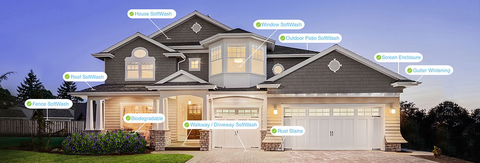 Xterra Clean Home SoftWash
