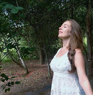 Respire fundo e sinta-se um com o Universo