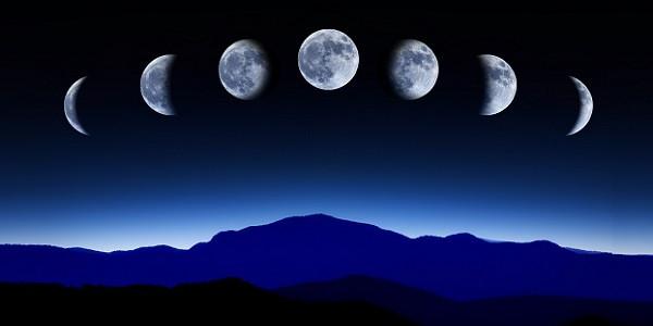Nós também, assim como a Lua, temos fases dentro de nós