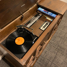 Try Our Record Player