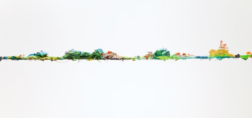 Horizon  Composition photographique en studio