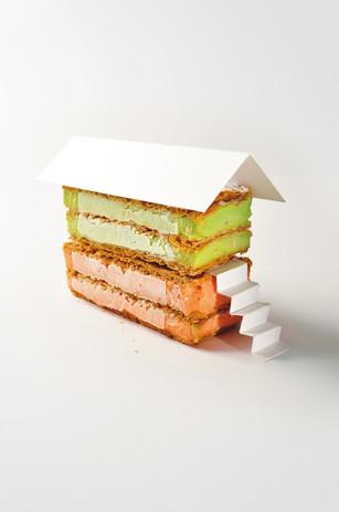"""Regard sur la ville durable Composition photographique en studio d'une série de visuels sur le thème de """"nouveaux modes de vies"""" 1/10  VertAzur,  Jean Pierre Cuisinier (2011)"""