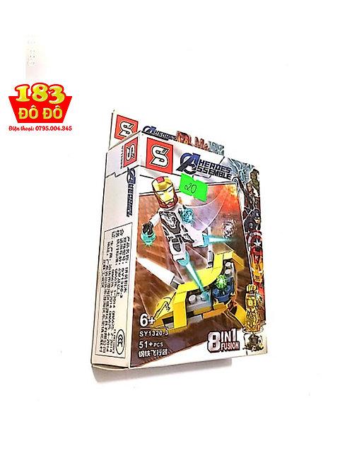 Bộ LEGO Siêu Anh Hùng