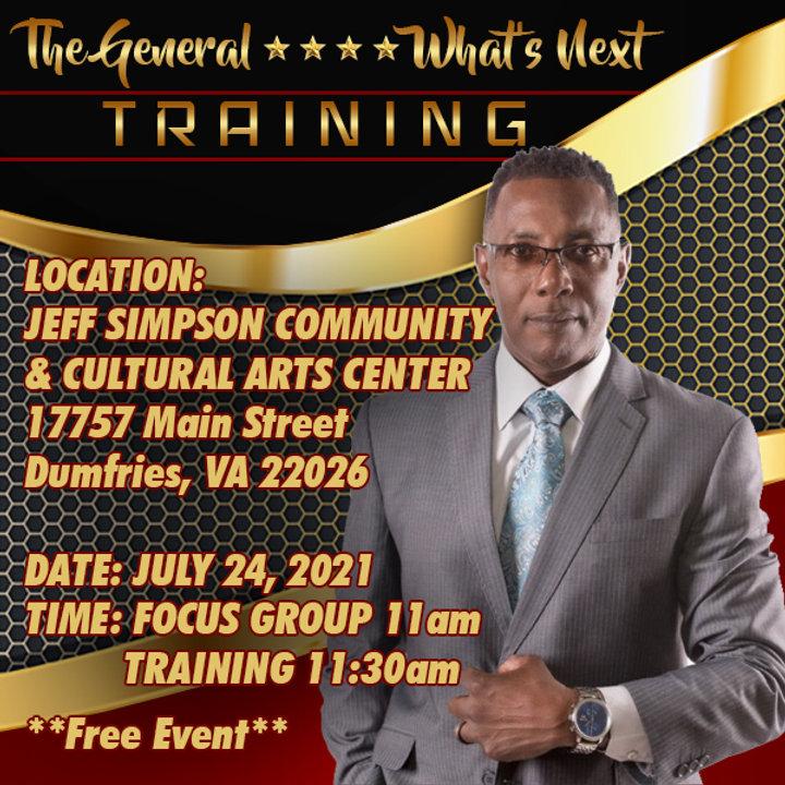 Jul 24 2021 Dumfries VA-The General Whats Next Training.jpg