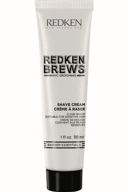 Redken Brews Shave Cream (Travel Size)