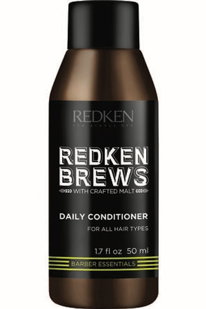 Redken Brews Daily Shampoo (Travel Size)