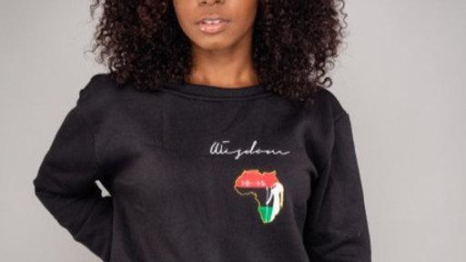 Motherland Crew Neck Sweatshirt