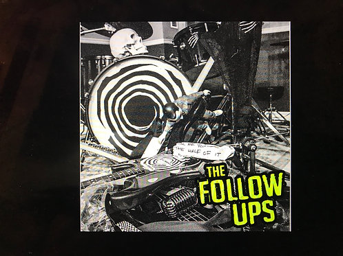 The Half Of It EP CD