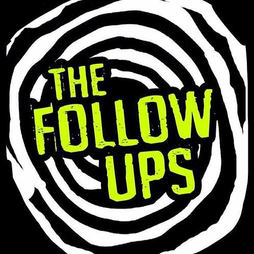 Follow Ups Spiral Logo T-Shirt