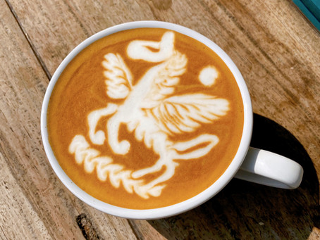 ลาเต้อาร์ต (Latte Art) มีทั้งหมดกี่แบบ ?