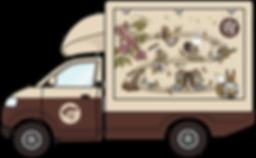 food truck จัดเลี้ยงกาแฟ รถกาแฟ