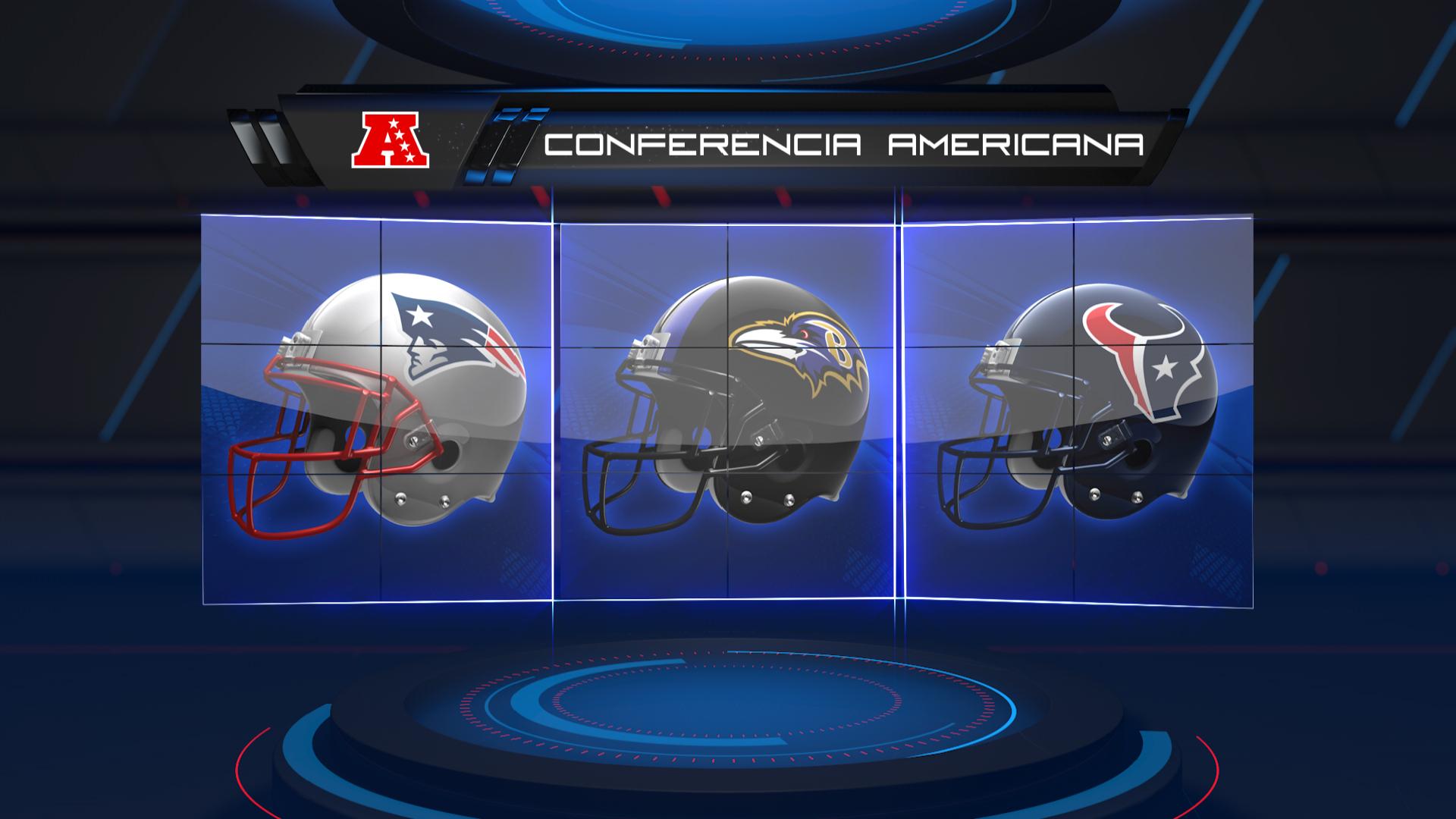 3 Box American Conference