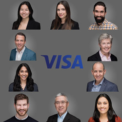 visa collage