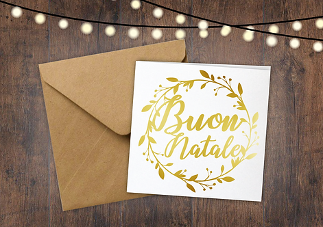 Buon Natale - Pack of 6 Cards