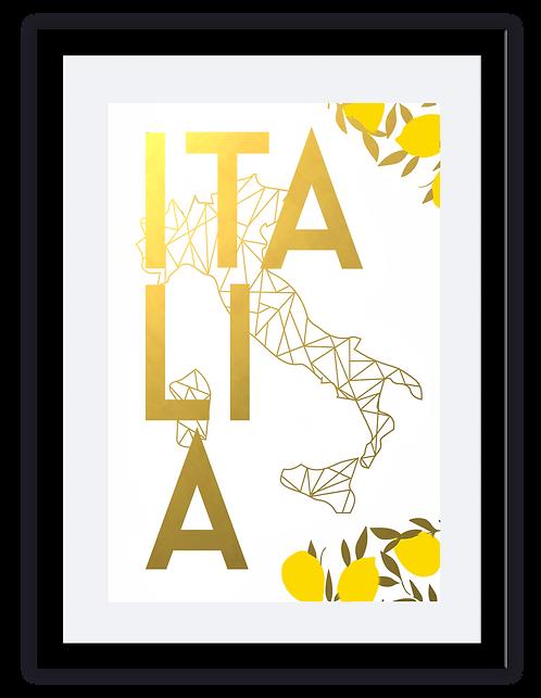 Italia - Map