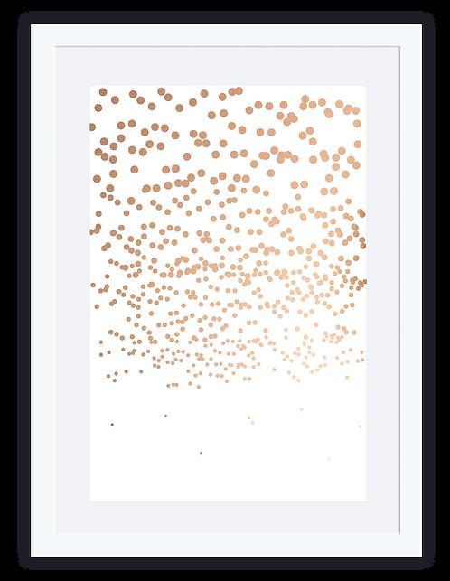 Cascading Dots