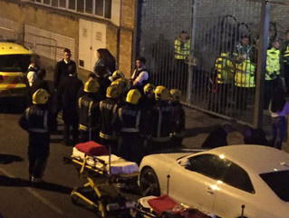 Corrosive Substance attack in busy London Nightclub injures 3 seriously and leaves 17 more people re
