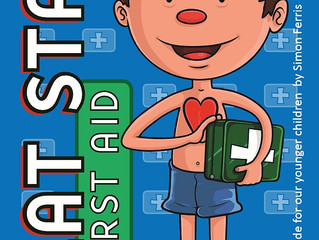 Vital First Aid Training Team now delivering Flat Stan First Aid to a school near you!