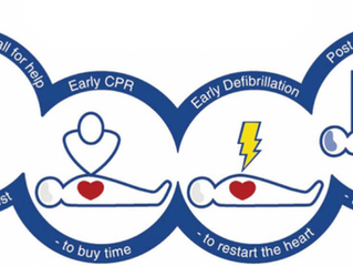 AED Training added to First Aid at Work Syllabus