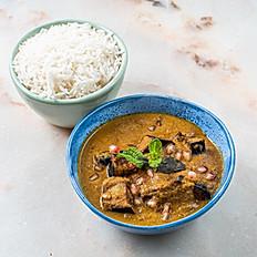Masala Baingan Curry