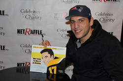 Lucic Book Signing