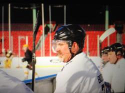 Bourque  Hockey Frozen Fenway