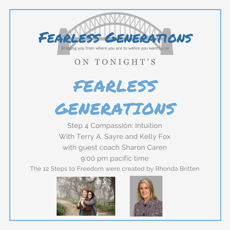 Podcast with Fearless Generations