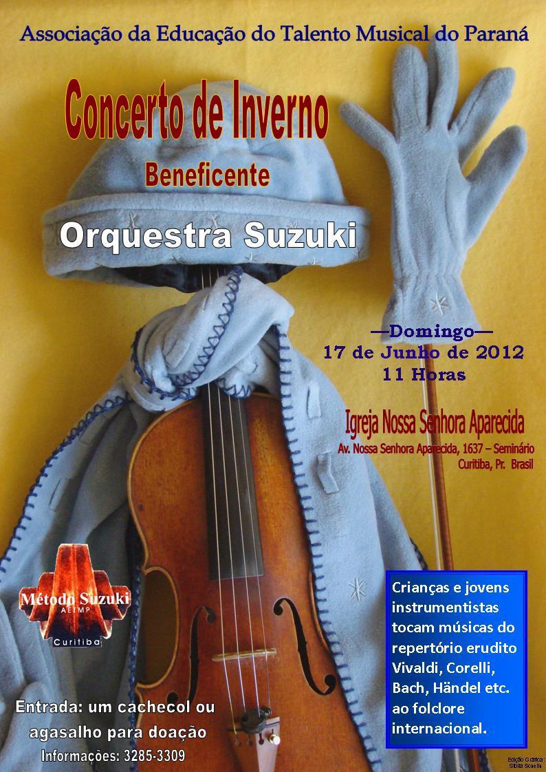 Concerto de Inverno 2012