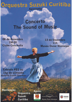 Concerto The Sound Of Music