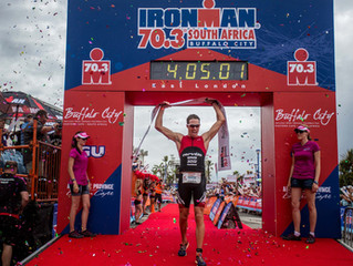 70.3 South Africa - starting the year off on the wrong foot.