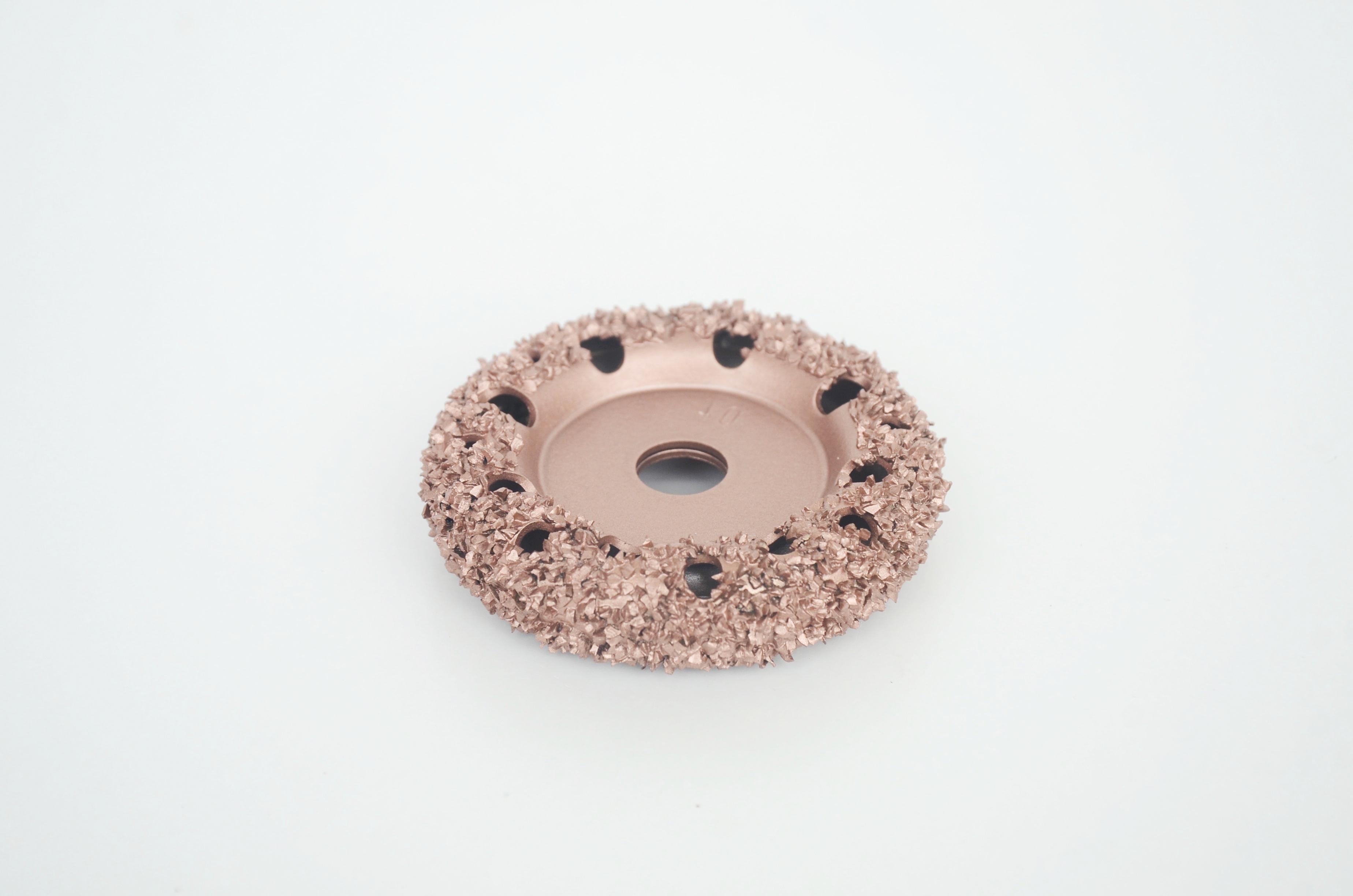 Carbide donut wheel Dia 76mm