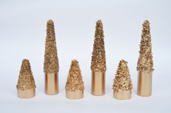carbide tapered cone rasps