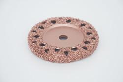 Carbide donuts wheel Dia102mm